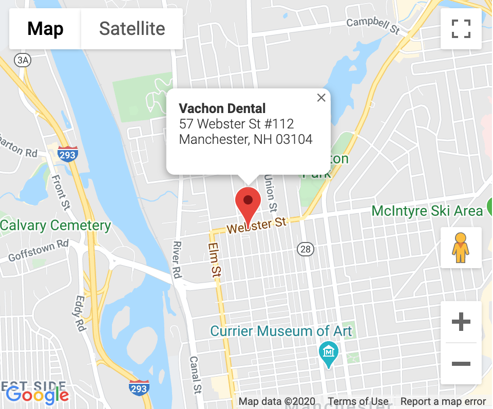 Dentist in Manchester NH